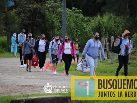 Inicio del nuevo curso en la Ciudad de los niños de Costa Rica