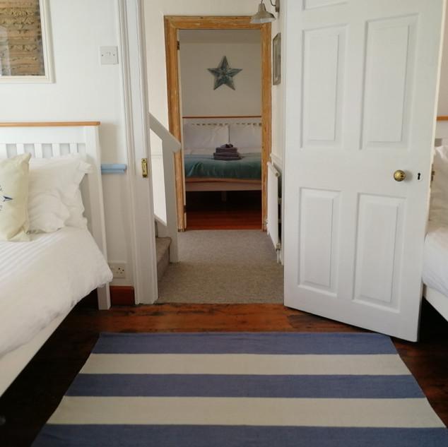 First Floor Twin Room