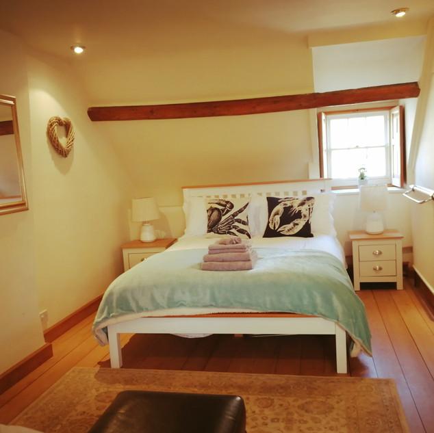 Second Floor Double Room
