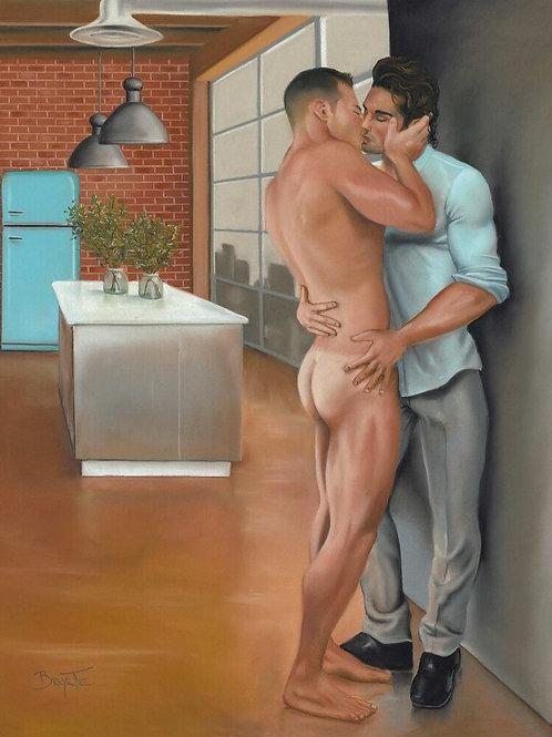 The Long Kiss Good Morning