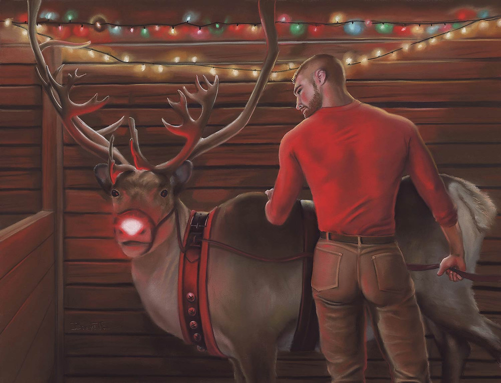 """Rudolph and Nickolaus"" by Michael Breyette"