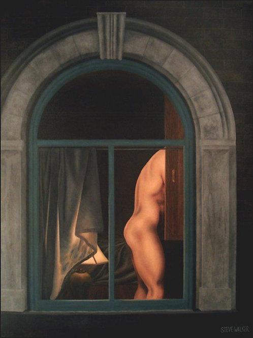 A Man in the Window