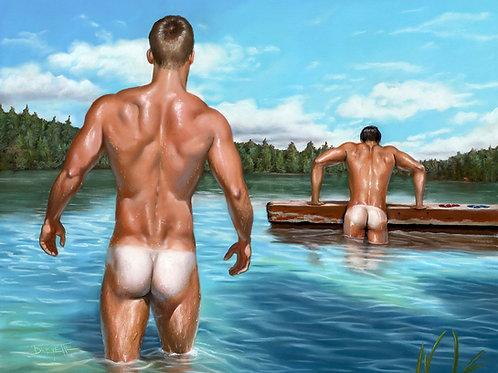 Summers at the Lake