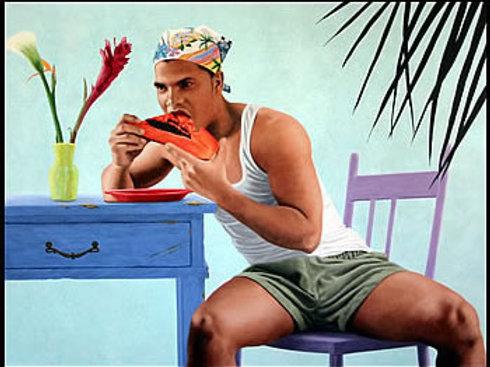 Carlos y Papaya