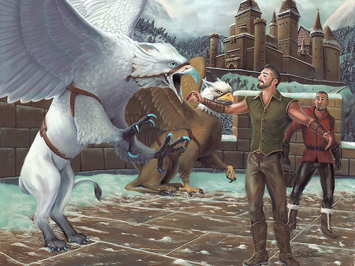 The Gryphon Master