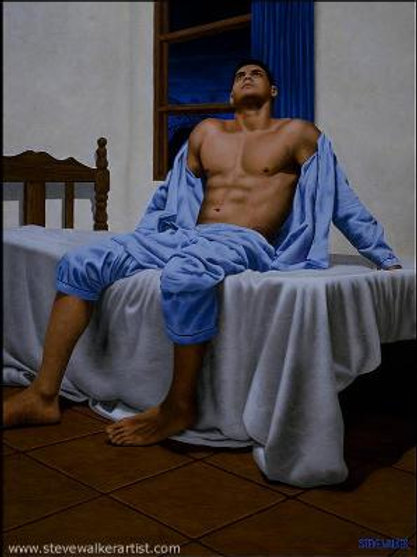 The Blue Pajamas