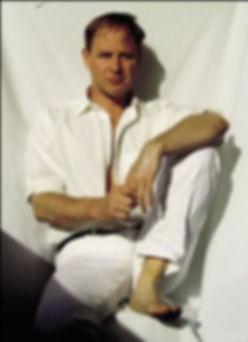 Stve Walker, artist, male figurative art, male nudes, acrylic paintings
