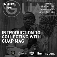 INTRO TO COLLECTING WITH GUAP MAG B+W_ed