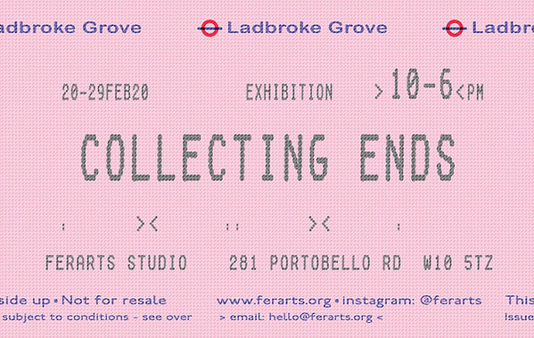 Collecting Ends Exhibition