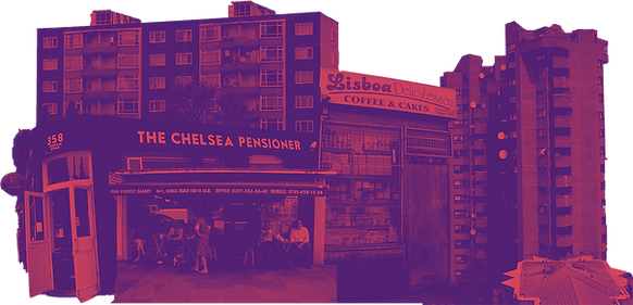 RBKC Collage - Chelsea