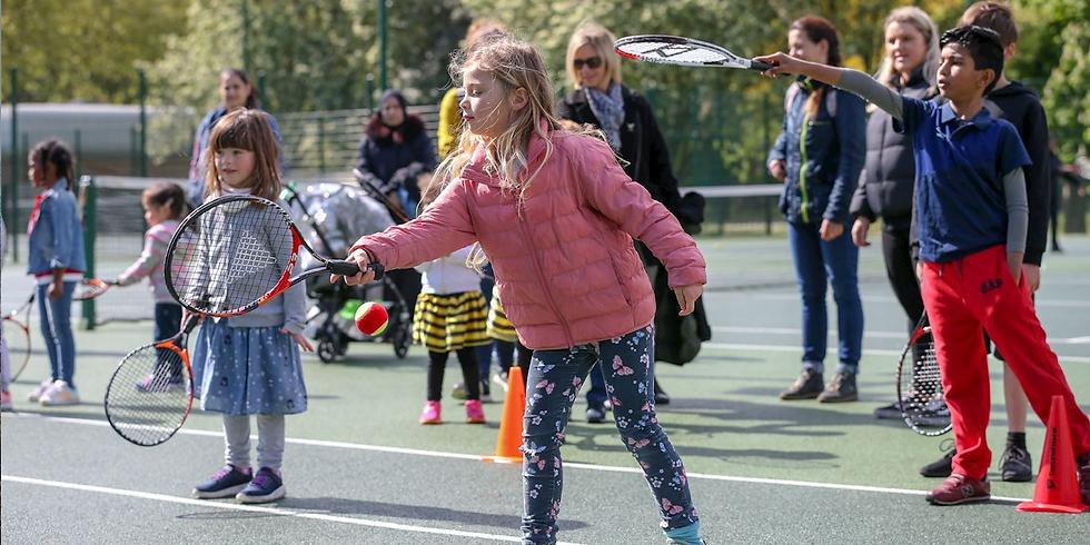 Brentwood Mini Tennis Sesion