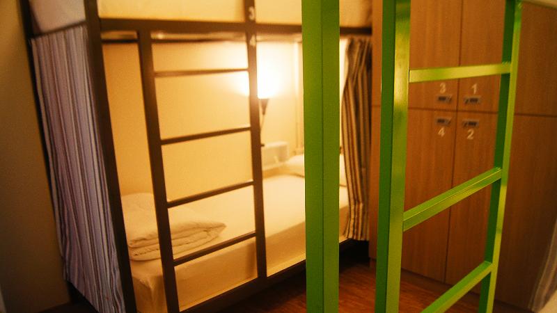 Hostel, Tainan, Dormitory 02