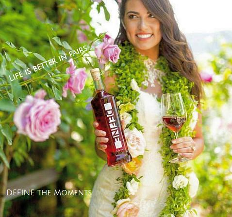 Wedding Define Rose Wine Bride Text fb.P