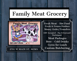 Family Meat Grocery