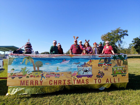 Mims Christmas Parade 2019