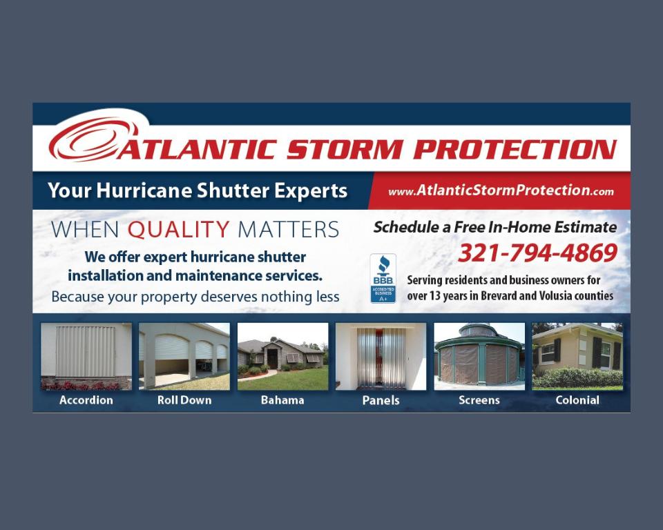 Atlantic Storm Ad 2019