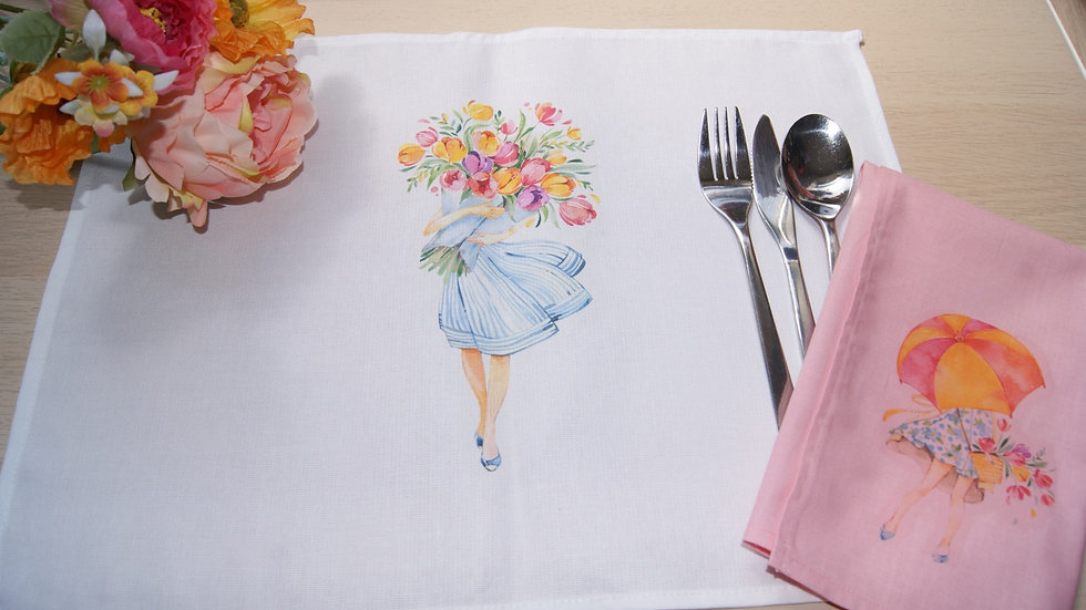Placemat x6