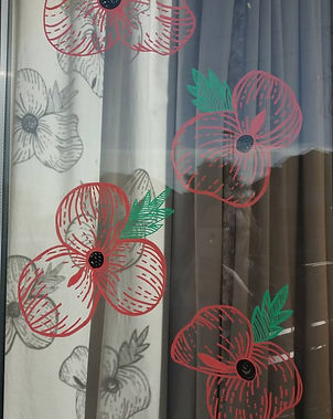 Poppies of Remembrance by Nicola Ellen I