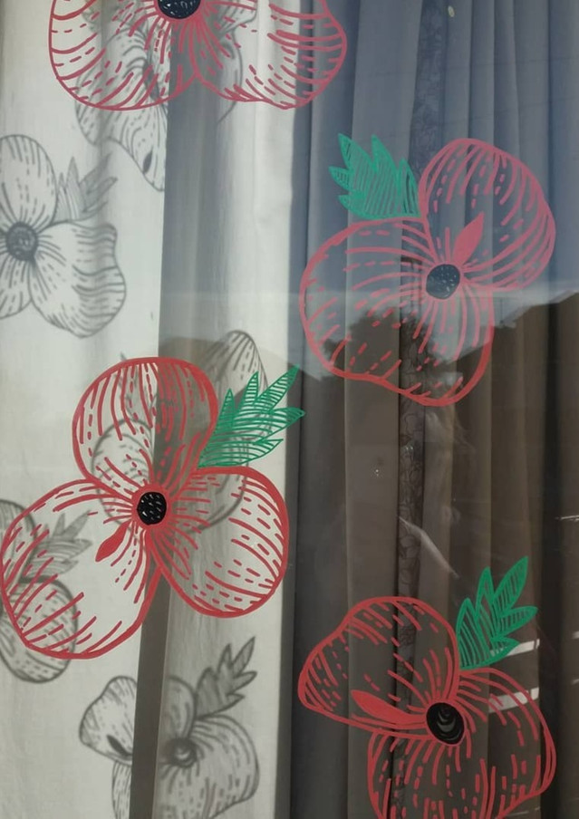 Poppies of Remembrance