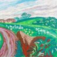 Moss Valley Fields, Derbyshire