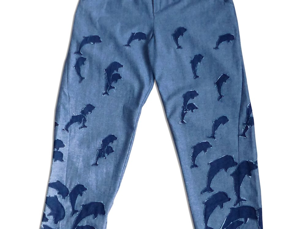 DAUPHIN_pantalon