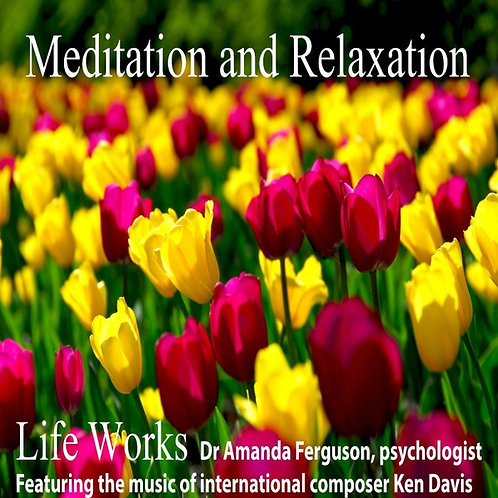 Life Works Meditation and Relaxation CD