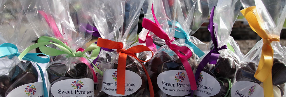 Assorted Chocolate Truffle Bags (7 pieces)
