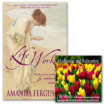 Life Works: Book and CD