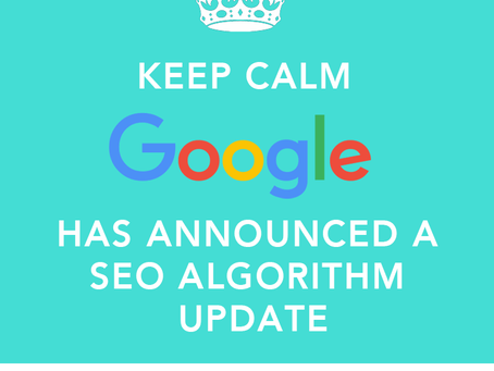 🚨 SEO ALGORITHM UPDATE 🚨