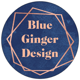 Blue Ginger Design