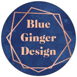 Blue Ginger Design