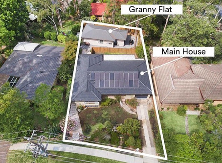 Positively Geared – Accelerate growth with granny flats