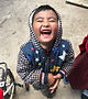Happy Bhutanese Boy