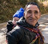 Bhutan Grandpa