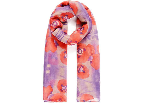 FABLE Poppy Scarf