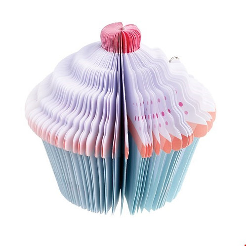 Cupcake Notelets