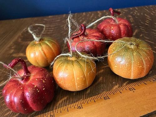 Cute Faux Pumpkins Decorations