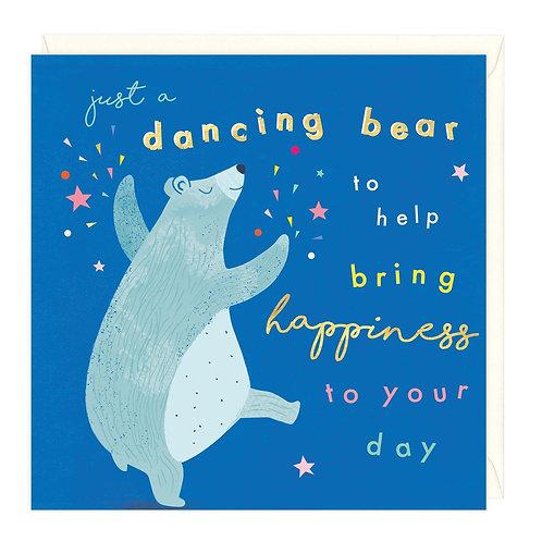 Dancing Bear - Bring Happiness