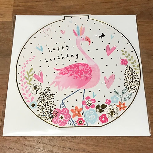 Flamingo Birthday...