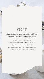Focus - Stay Home Botanical Kit