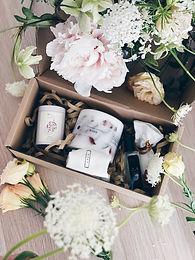Botanical Candle + Mood Booster Kit