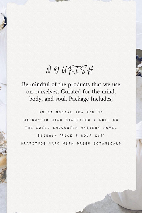 Nourish - Stay Home Botanical Kit