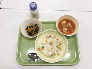 給食センター見学&試食