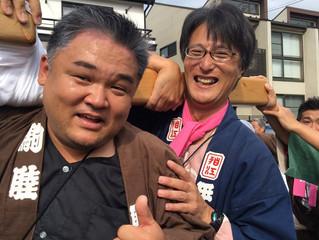 駒井日枝神社大祭