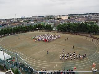 狛江第二中学校体育祭