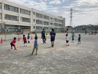 少年サッカー体験会