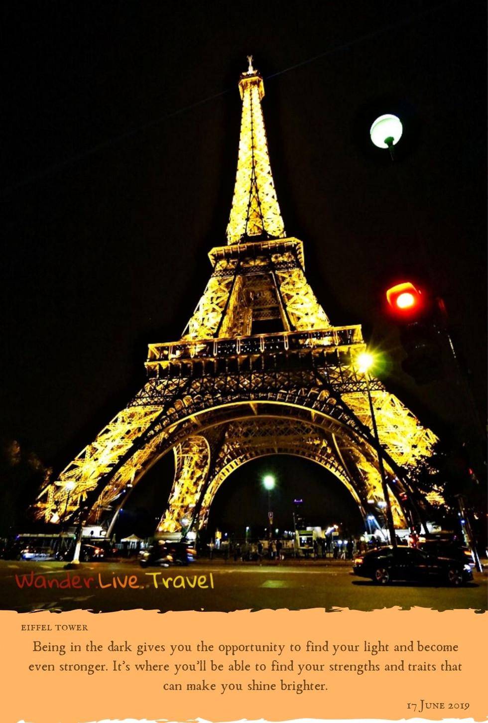 Famous Landmark - Eiffel Tower