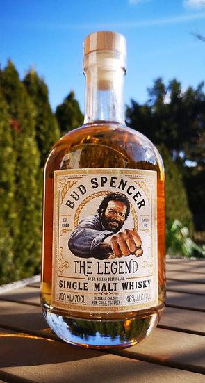 St. Kilian Distillers Bud Spencer The Legend Single Malt Batch 1 46% 0,7 l