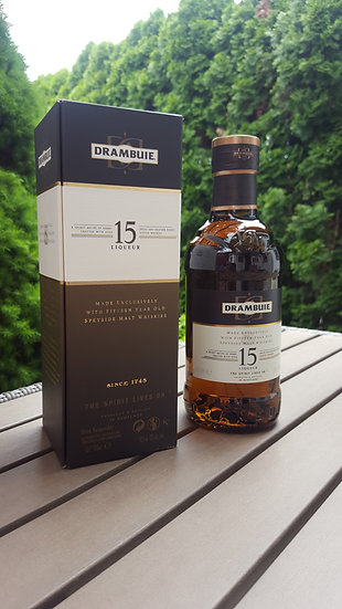 Drambuie 15 Jahre alt Whisky Likör 43% 0,5 l