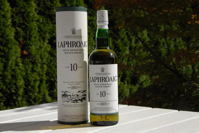 Laphroaig 10 Jahre alt 40,0% 0,7 l